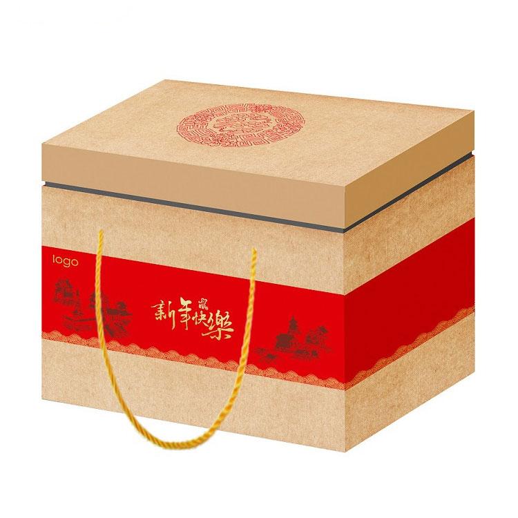 新年礼盒大包装