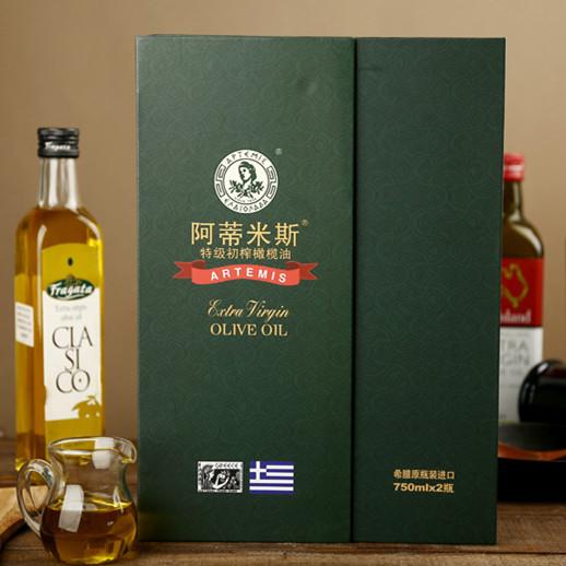 橄榄油包装盒