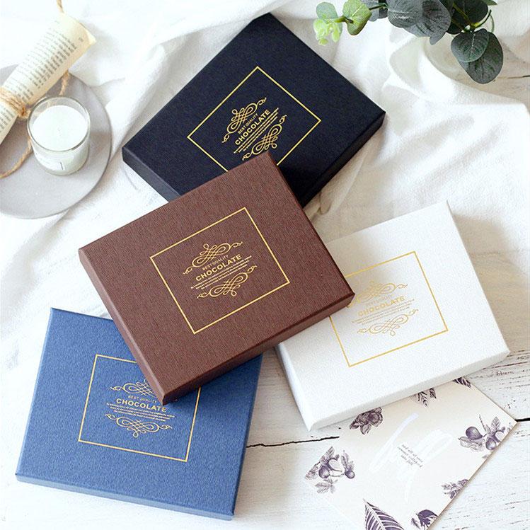 巧克力包装礼品盒