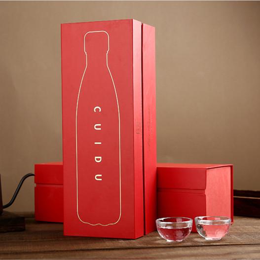 葡萄酒盒包装