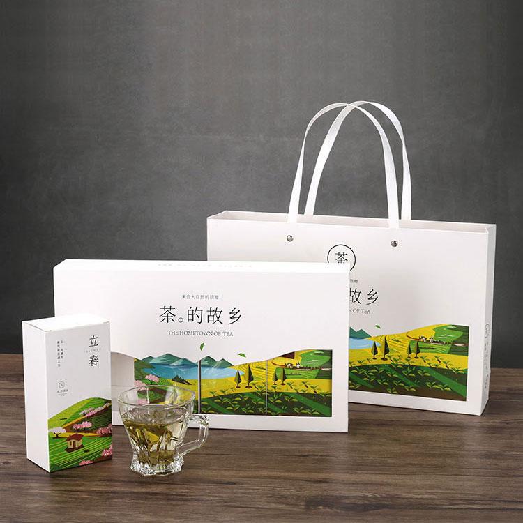 茶叶创意包装盒