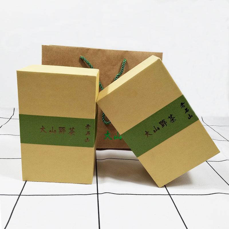 茶叶的包装礼盒