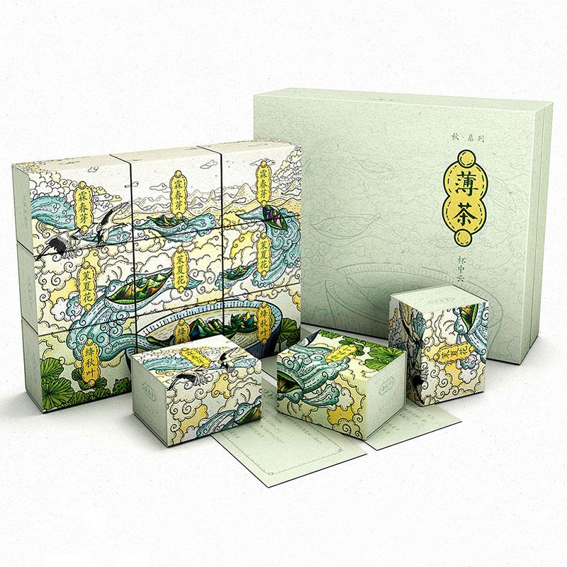 包装茶叶礼盒