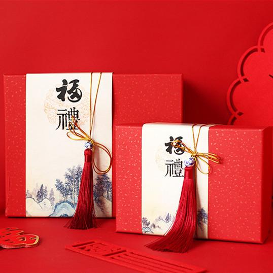 春节包装礼盒