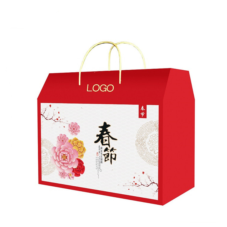 春节礼品礼盒