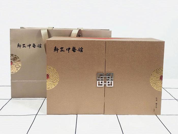 高端保健品包装盒