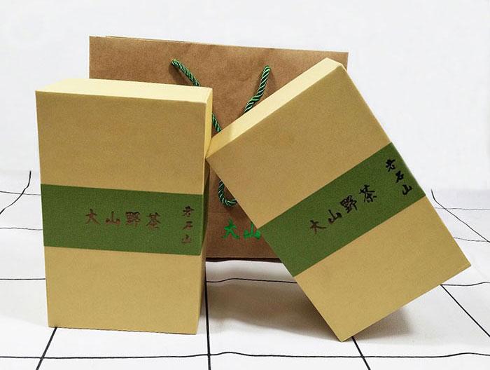 定做茶叶包装盒