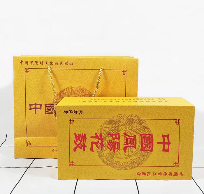 花鼓包装盒
