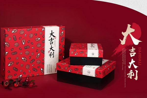走在时尚前端的新年礼盒