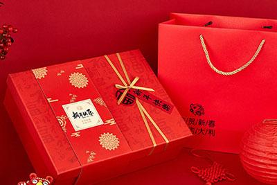 新年礼盒的正确打开方式