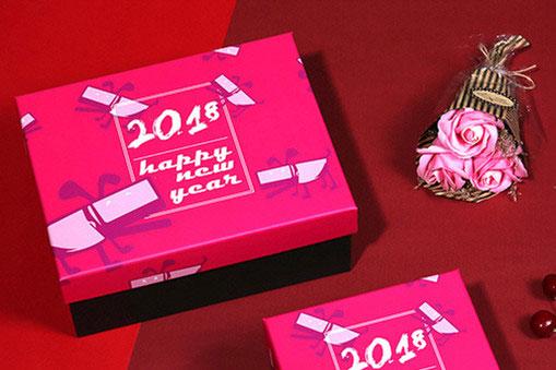 你的新年礼盒到了,请签收