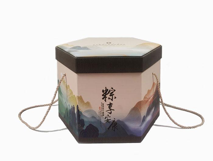 安徽粽子包装盒