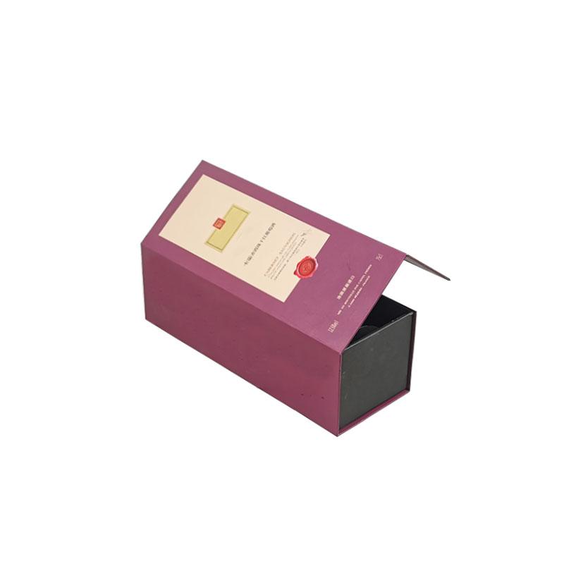甘肃红酒盒