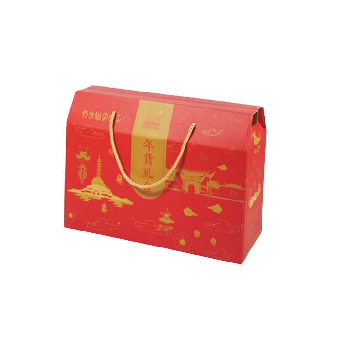甘肃新年礼盒